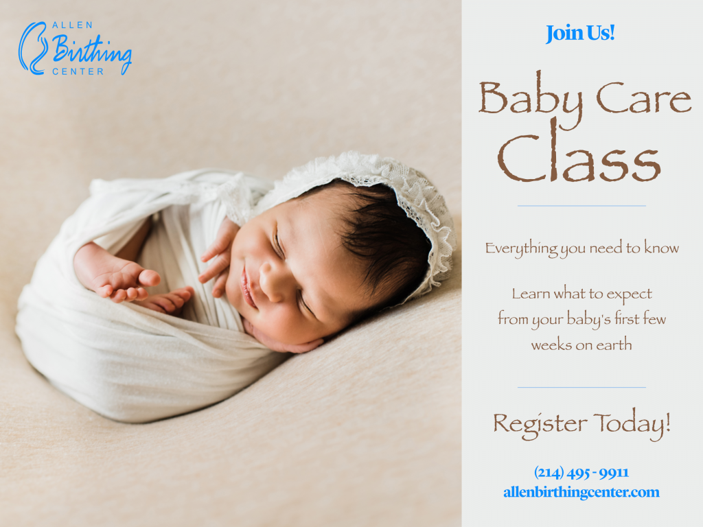 baby care class